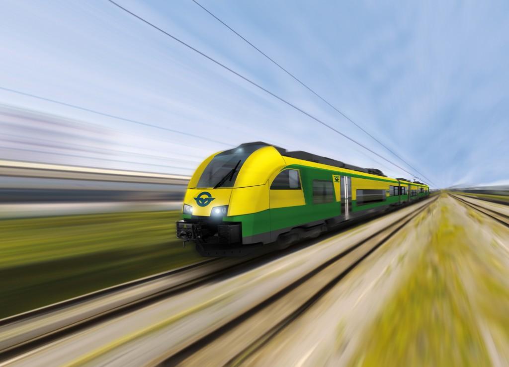 Raaberbahn will fünf Regionalzüge bei Siemens bestellen / Raab