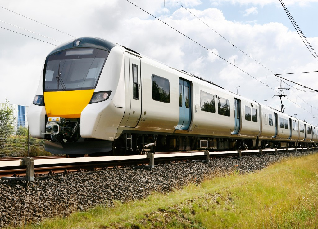 Desiro-City-Züge für Thameslink-Strecke in London / Desiro Cit