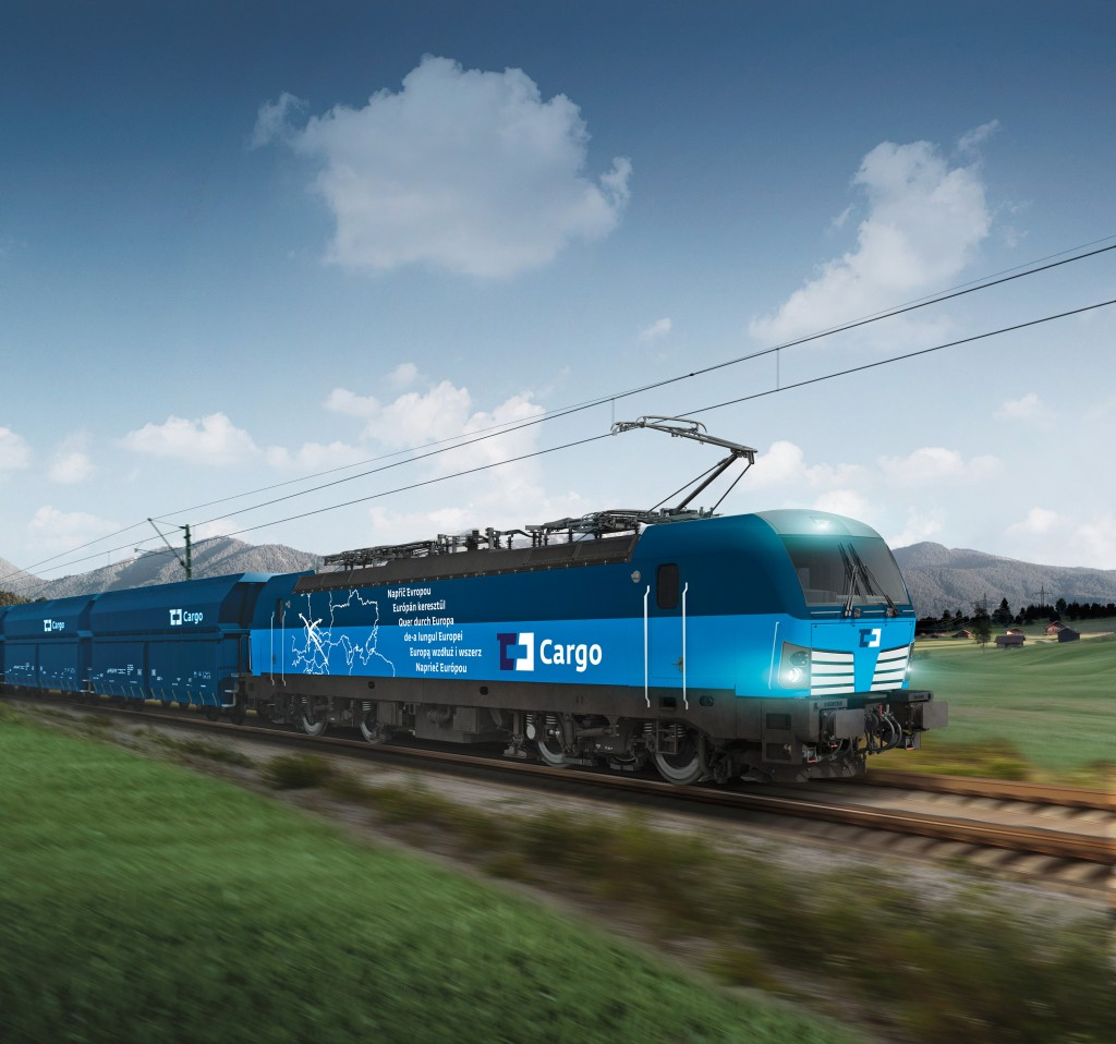 ČD Cargo bestellt fünf Vectron-Lokomotiven / ČD Cargo orders five Vectron locomotives
